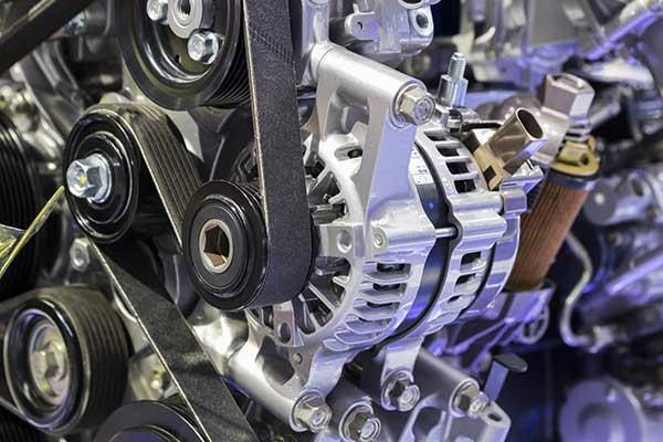 Timing chain and belt repair.